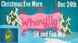 Whoville Hustle 5k