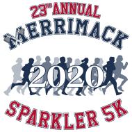 23rd Annual Merrimack Sparkler Virtual 5k Run/Walk