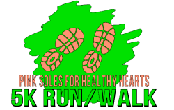 Pink Soles for Healthy Hearts 5k Run/Walk