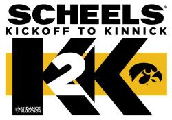 Kickoff to Kinnick 5K