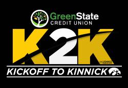 Kickoff to Kinnick Virtual 5K and Kids Fun Activities