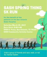 SASH Spring Thing 5K