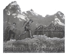 Teton Mountaineering Cache Creek Trail Run
