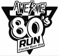 Ancient City Brewing Totally Awesome 1980s 5k and 1.5 mile fun run