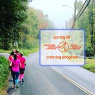 RRC Spring 5k Training Group