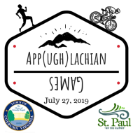 App(ugh)lachian Games - Run, Bike, Carry