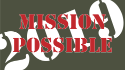 Mission Possible 2019
