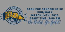 Dash For Dance Blue 5K Run/Walk