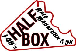 I:40's HalfBox Half Marathon & 5k