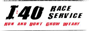 I:40 Race Service