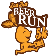 The Last Best Beer Run and 5k Logo