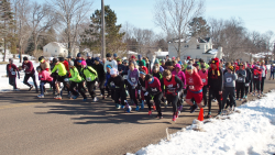 19th Annual Chilly Chippewa 5k/1mile