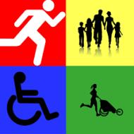 Walk, Roll, Run 5k to support Spina Bifida