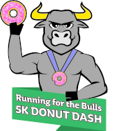 Running for the Bulls 5K Donut Dash