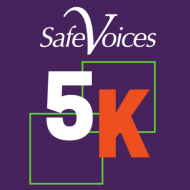 Safe Voices 5K to End Domestic Violence
