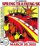 3rd Annual CEA Spring Training - 5K Run & 2M Walk