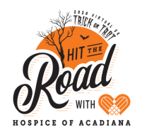 Hit the Road with Hospice of Acadiana Virtual 5K - Trick or Trot