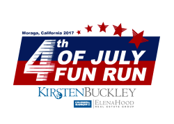 2017 Moraga 4th of July Fun Run