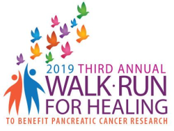 3rd Annual Run/Walk for Healing for Pancreatic Cancer
