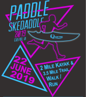 2019 Quarry Springs Paddle Skedaddle Duathalon