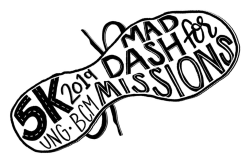 Mad Dash for Missions 5K