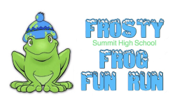 Frosty Frog Fun Run