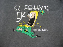 St. Patty's 5k Run