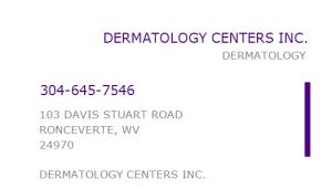 Dermatology Centers, Inc.