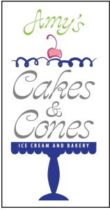 Amy's Cakes and Cones