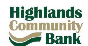 Highlands Community Bank