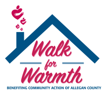 Community Action of Allegan County 2020 Walk for Warmth