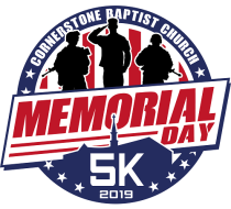 Cornerstone Baptist Church Memorial Day 5K