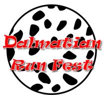Dalmatian Run Fest & Dizzy Dalmatian 101