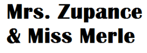 Merle Zupanc