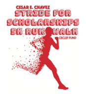 Cesar E. Chavez Stride for Scholarships 5k Run