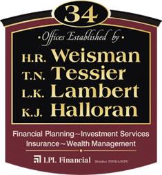 Weisman, Tessier, Lambert and Halloran