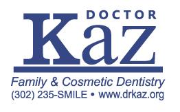 Dr. Kaz