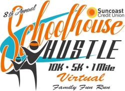 Schoolhouse Hustle        VIRTUAL RUN/WALK       #CCEFfamilyfunrun