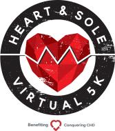 Conquering CHD Heart and Sole 5K Virtual Run/Walk