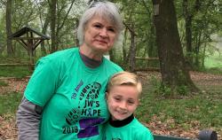 JW'S  Hope ~9th Annual                       Epilepsy Walk & 5K