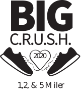 Big Crush 5, 2, & 1 Miler