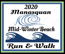 Manasquan Mid-Winter Beach Run/Walk & Party