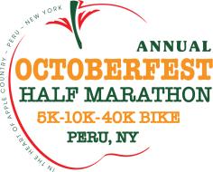 Octoberfest Half Marathon, 5k, 10k, & 40k Bike