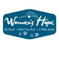 VIRTUAL Women's Hope 5k + 1 Mile Walk