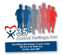 Heritage Run 10k and 2 Mile Race