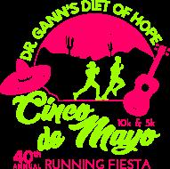 Dr. Gann's Diet of Hope Cinco de Mayo 10K, 5K & FitKidz Mile