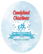 Candyland Christmas Half Marathon and 5K