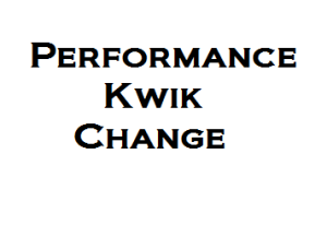Performance Kwik Change