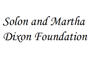 Solon and Martha Dixon Foundation