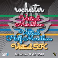 Rochester Marathon VIRTUAL Event
